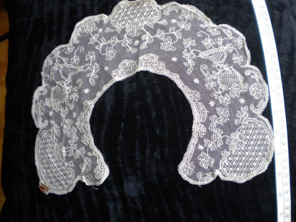 Limerick Lace Collar c.1913