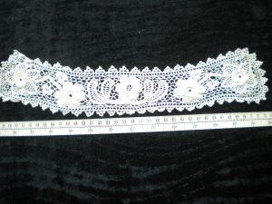 Irish Crochet Lace Cuff c.1913